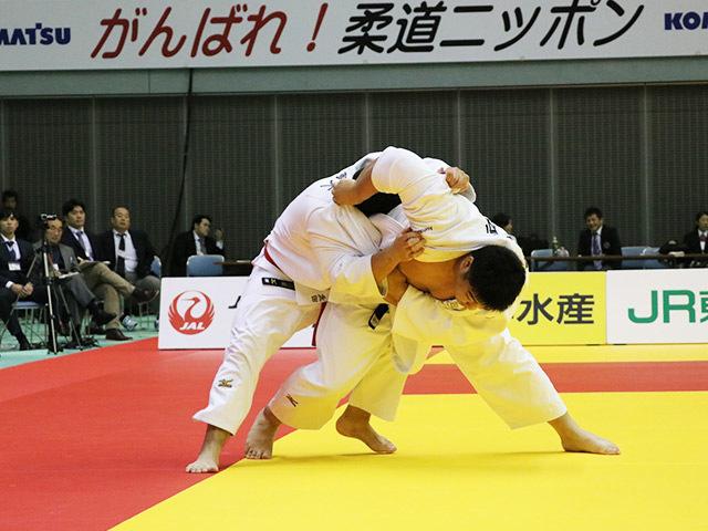 男子100kg超級 決勝戦 王子谷剛志 vs 太田彪雅�A