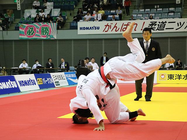 男子66kg級 田川兼三 vs 丸山城志郎