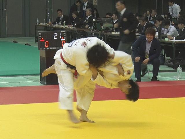 コマツ・橋本朱未