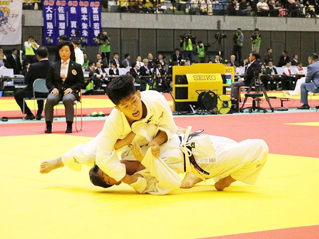 2回戦 小西誠志郎 vs 福田大悟