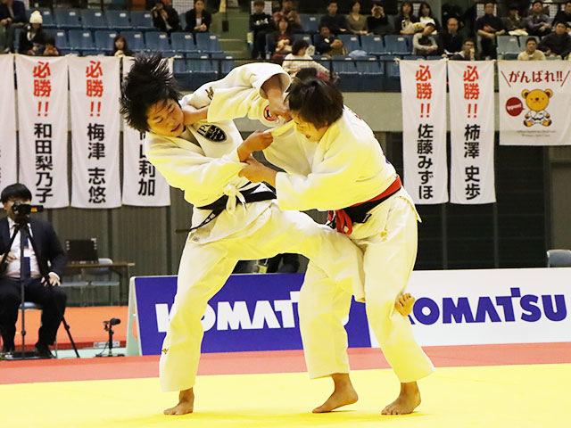 決勝戦 田中志歩 vs 宇野友紀子①
