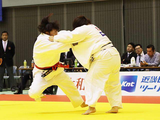 3回戦 冨田若春 vs 粂田晴乃