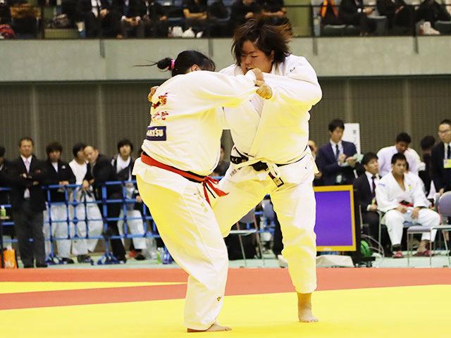 準決勝戦 山部佳苗 vs 髙橋瑠璃