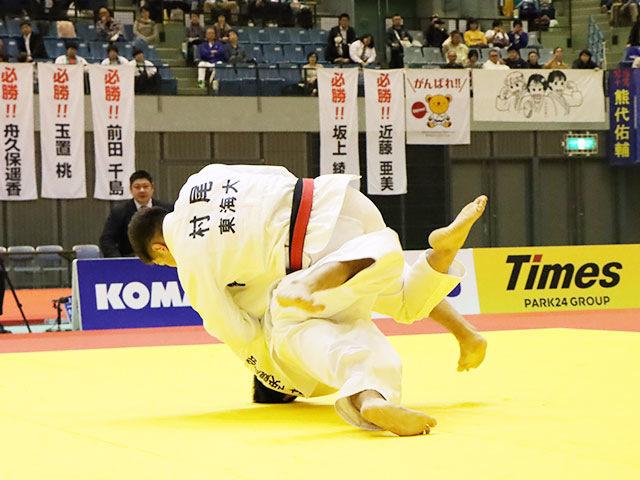 決勝戦 村尾三四郎 vs ベイカー茉秋①