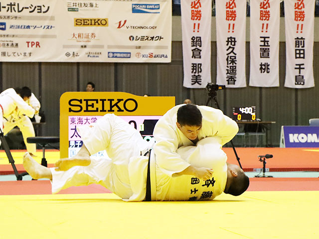 4回戦 太田彪雅 vs 斉藤立