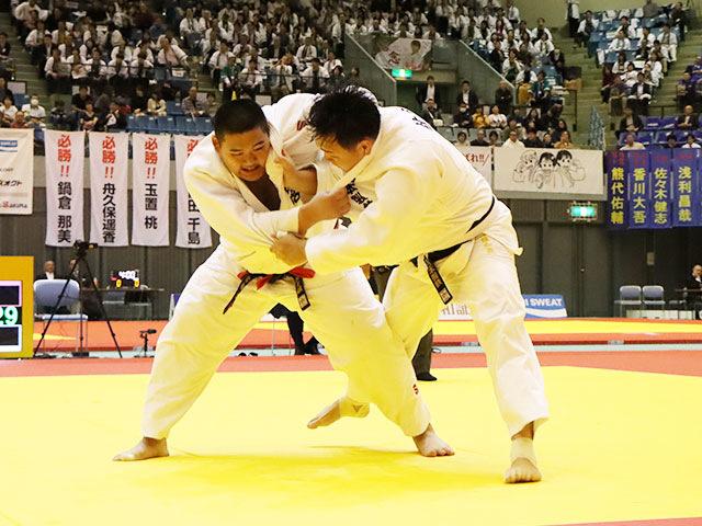 3位決定戦 斉藤立 vs 佐藤和哉