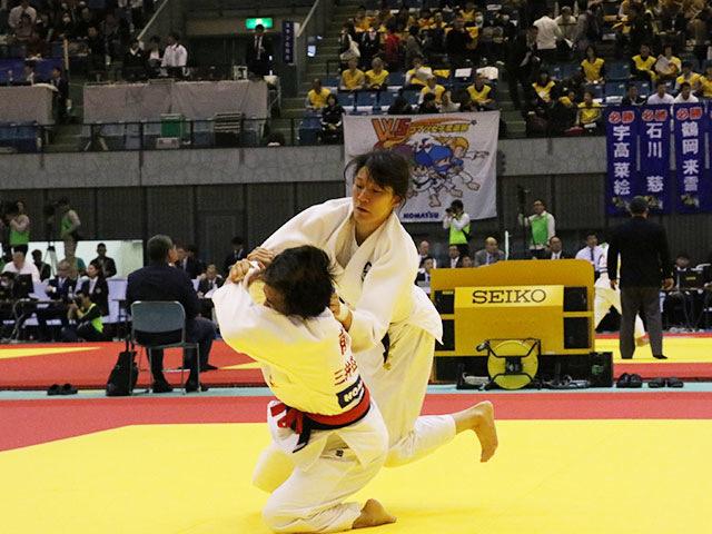 2回戦 前田千島 vs 田中千暁