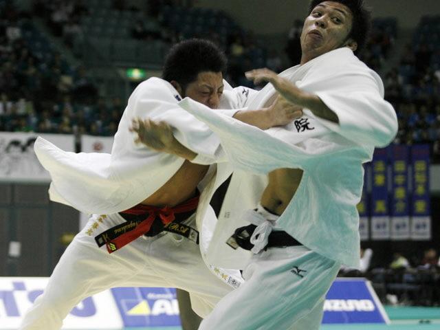 講道館杯全日本柔道体重別選手権大会ブログ開設!