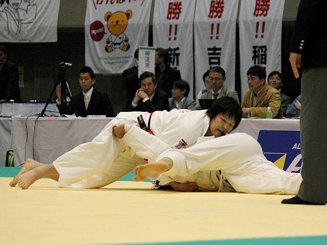3回戦 岡村智美 vs 日高美沙希