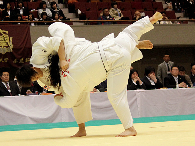 準々決勝 岡本智美 vs 白石のどか