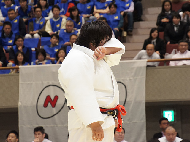 決勝戦 山部佳苗vs田知本愛�E