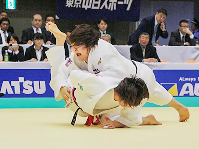 2018年皇后盃 4回戦 冨田若春 vs 高山莉加