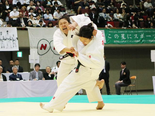 1回戦 立川桃vs荒谷莉佳子