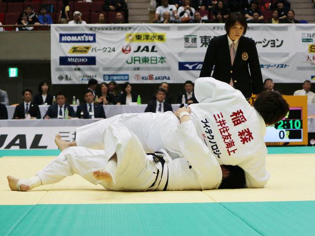 2回戦 稲森奈見vs寺田宇多菜�A