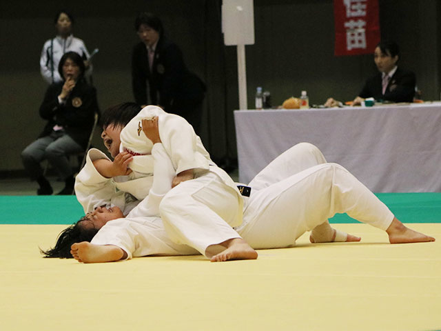 2回戦 秋場麻優vs��山莉加�A