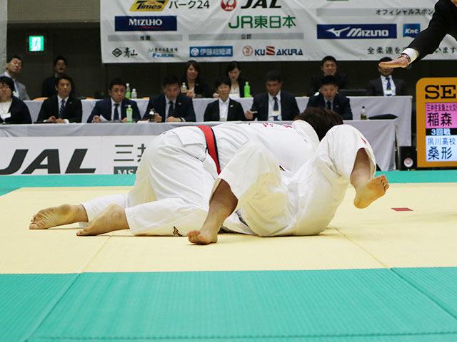 3回戦 稲森奈見vs桑形萌花�A
