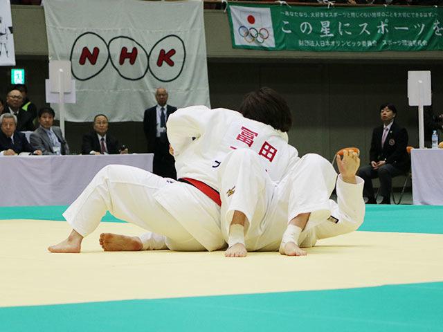 4回戦 冨田若春vs児玉ひかる