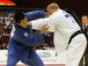 男子100kg級 決勝 穴井 vs H.グロル(オランダ) 1