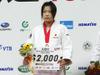 女子78kg級 表彰式 銅メダル獲得 緒方亜香里選手 2