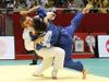 女子78kg級 準々決勝 緒方 vs M.プリシャパ(ウクライナ)