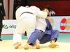 女子78kg超級 3位決定戦塚田 vs H.リュウ(中国)