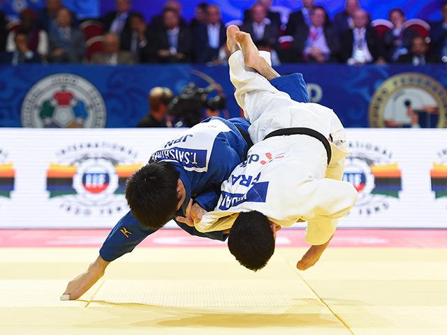 男子60kg級 3位決定戦 志々目徹 vs F.KITADAI