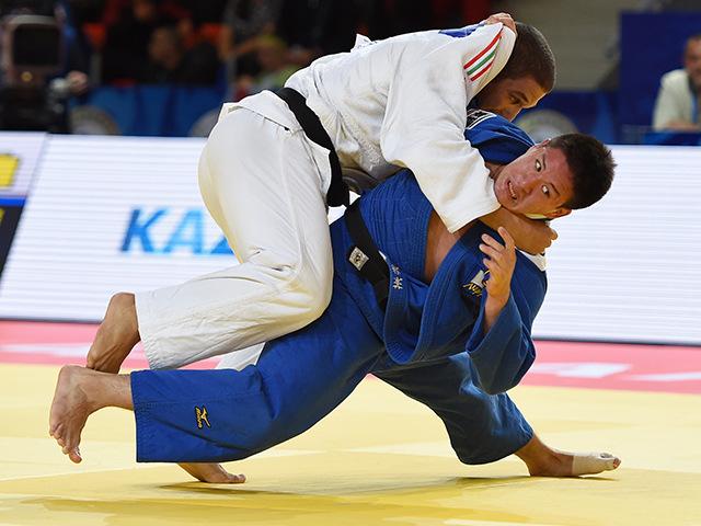 男子90kg級 敗者復活戦 ベイカー茉秋 vs K.TOTH