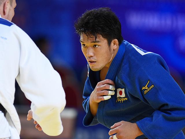 男子100kg級 準々決勝 羽賀龍之介 vs D.PETERS