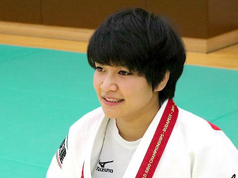 「集中力」を意識して臨んだ世界柔道選手権大会