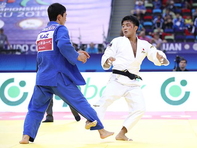 準々決勝 橋本壮市 vs Z.SMAGULOV�A