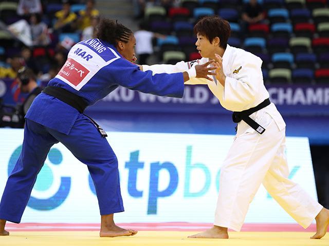 準々決勝 大野陽子 vs A.NIANG