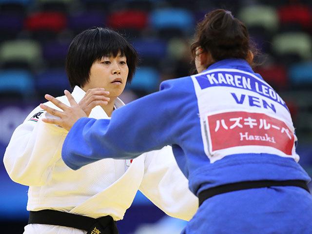 2回戦 濱田尚里 vs K.LEON