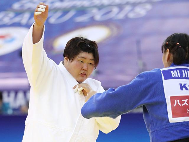 3回戦 朝比奈沙羅 vs M.HAN�@
