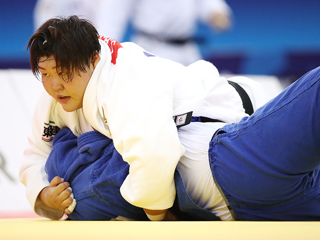 3回戦 朝比奈沙羅 vs M.HAN�A