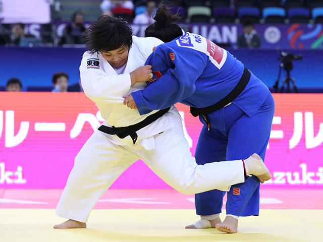 2回戦 日本 vs モンゴル�A