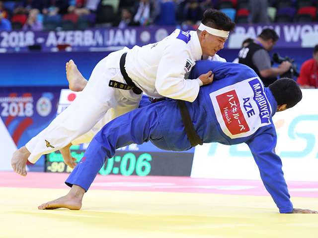 準々決勝 日本 vs アゼルバイジャン�@