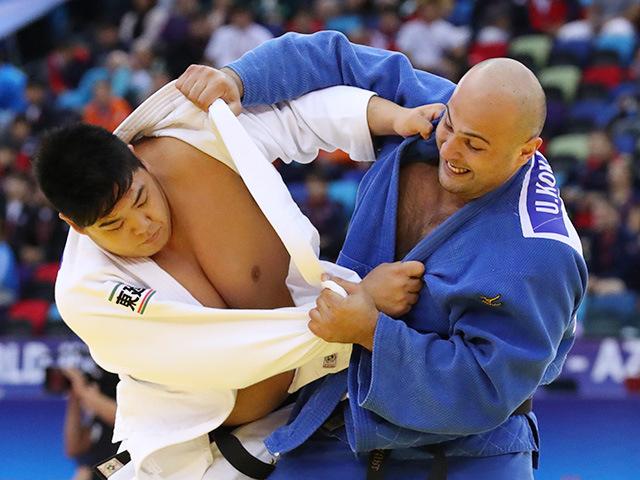 準々決勝 日本 vs アゼルバイジャン�D