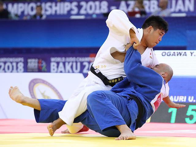 準々決勝 日本 vs アゼルバイジャン�E