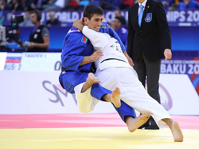 準々決勝 日本 vs アゼルバイジャン�H