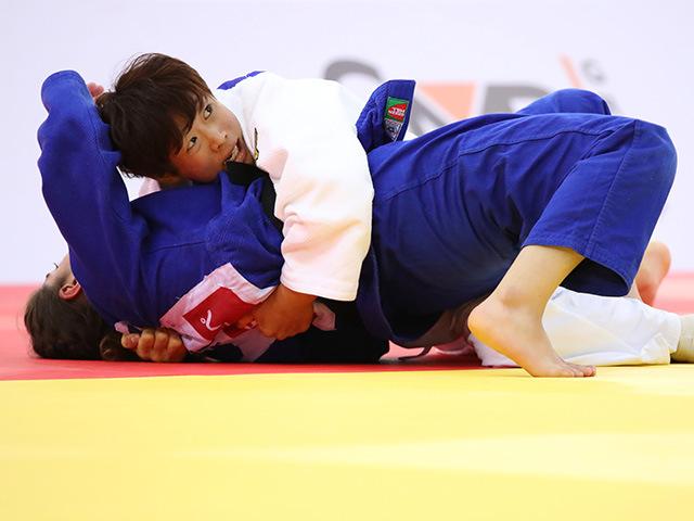 準々決勝 日本 vs アゼルバイジャン�I