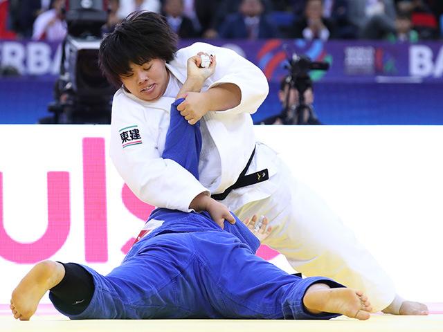 準決勝 日本 vs 韓国・北朝鮮�A
