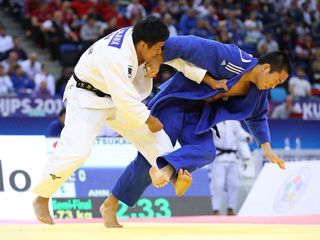 準決勝 日本 vs 韓国・北朝鮮�C