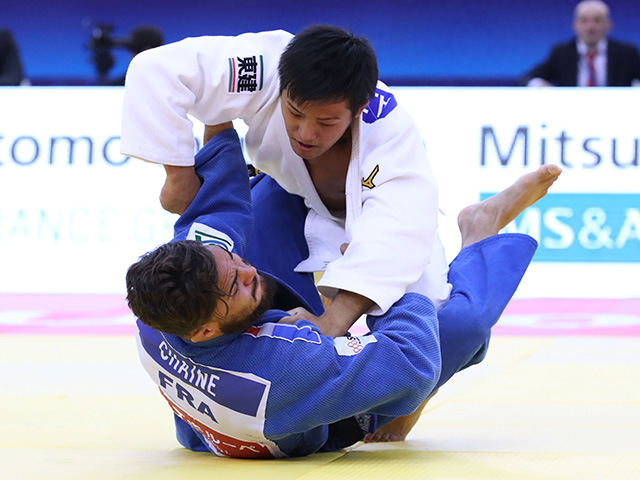 決勝 日本 vs フランス�D