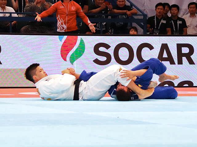 男子73kg級 大野将平 vs B.CILOGLU
