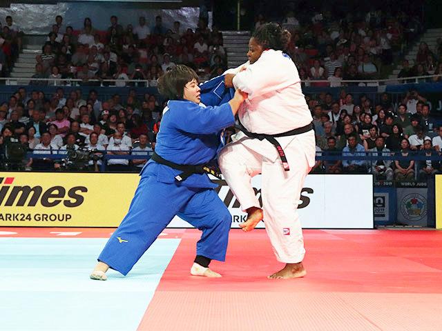 今大会の感想と来年の東京五輪(柔道)への想い