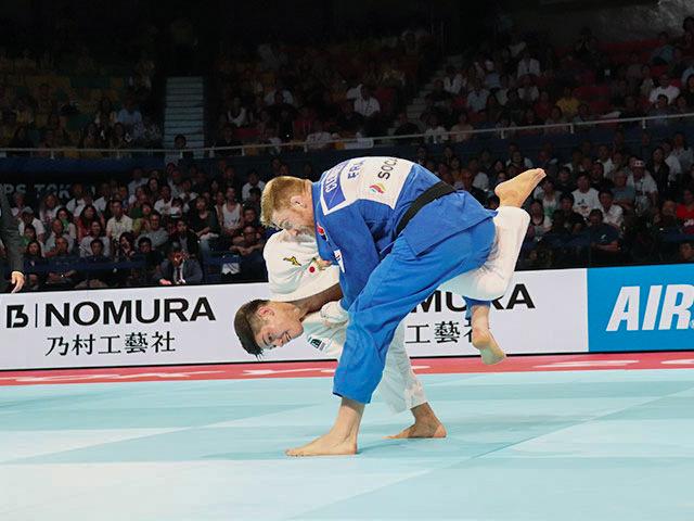 日本 vs フランス�A