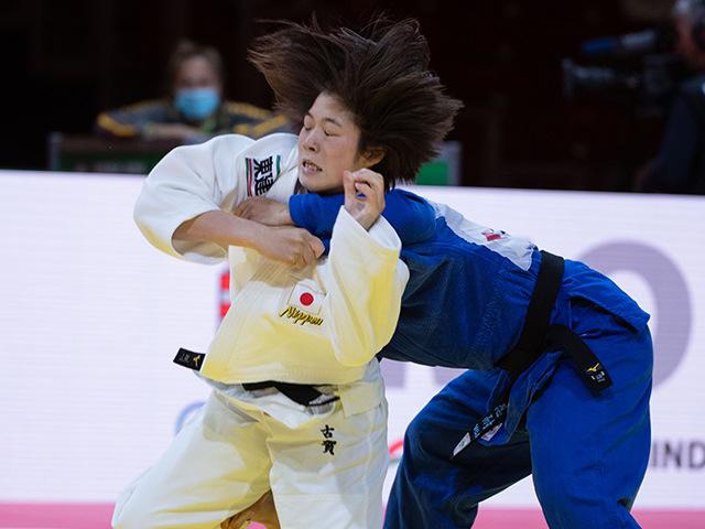 準決勝 古賀若菜 vs J.FIGUEROA⑥