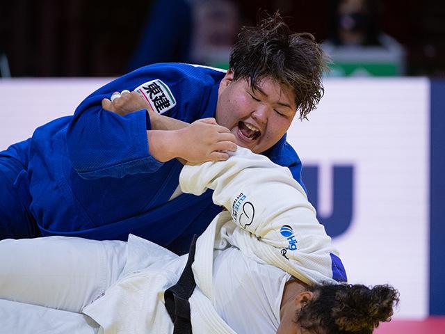 準々決勝 朝比奈沙羅 vs M.MOJICA