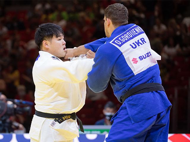 準々決勝 日本 vs ウクライナ④