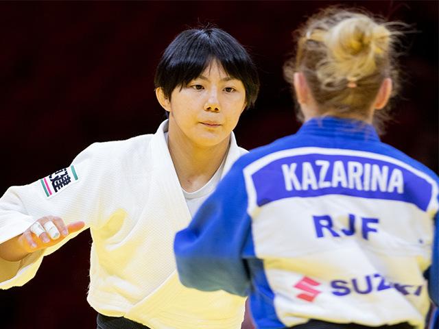準決勝 日本 vs ロシア④